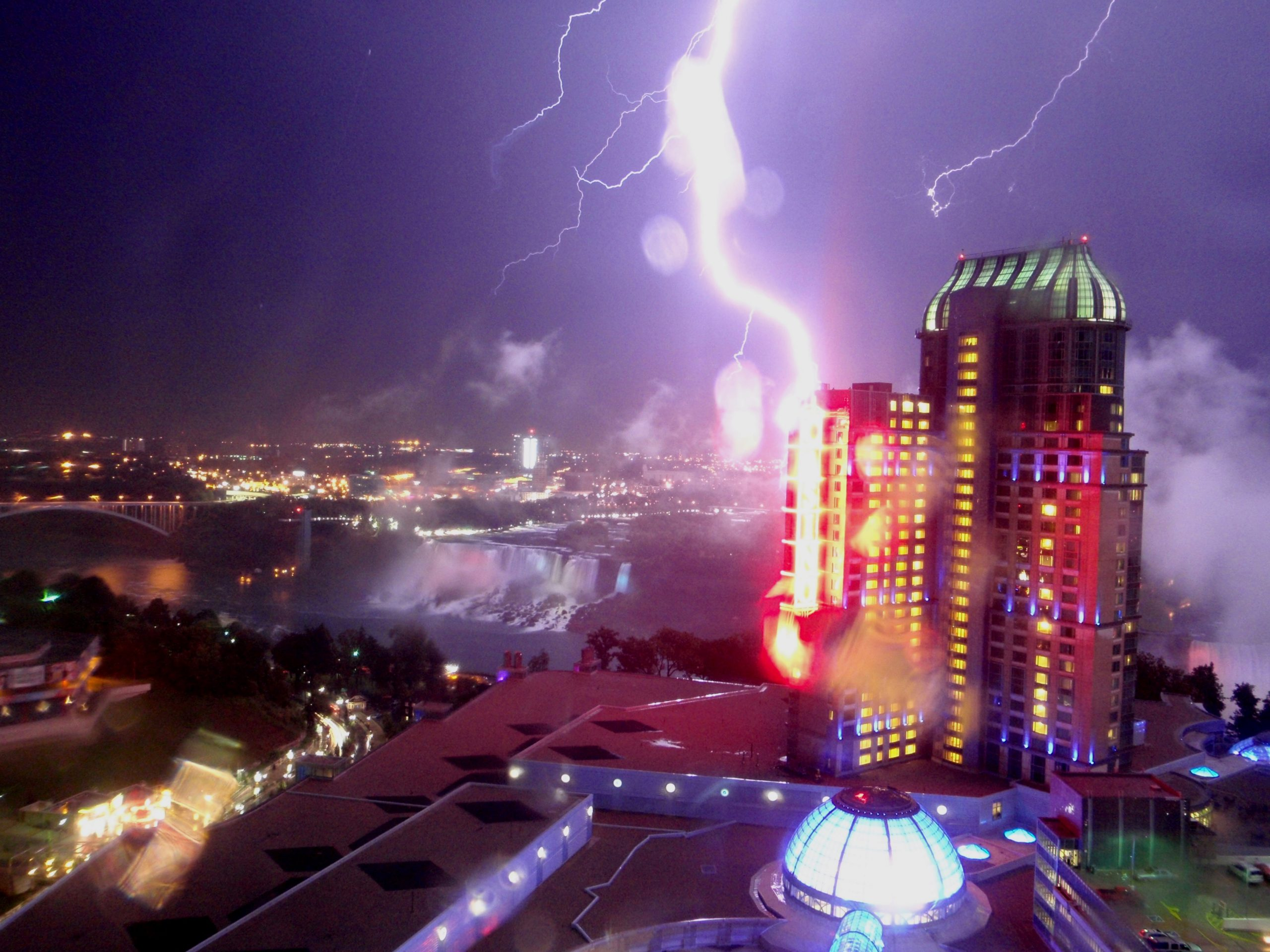 Surge Protection for Gaming and Casinos