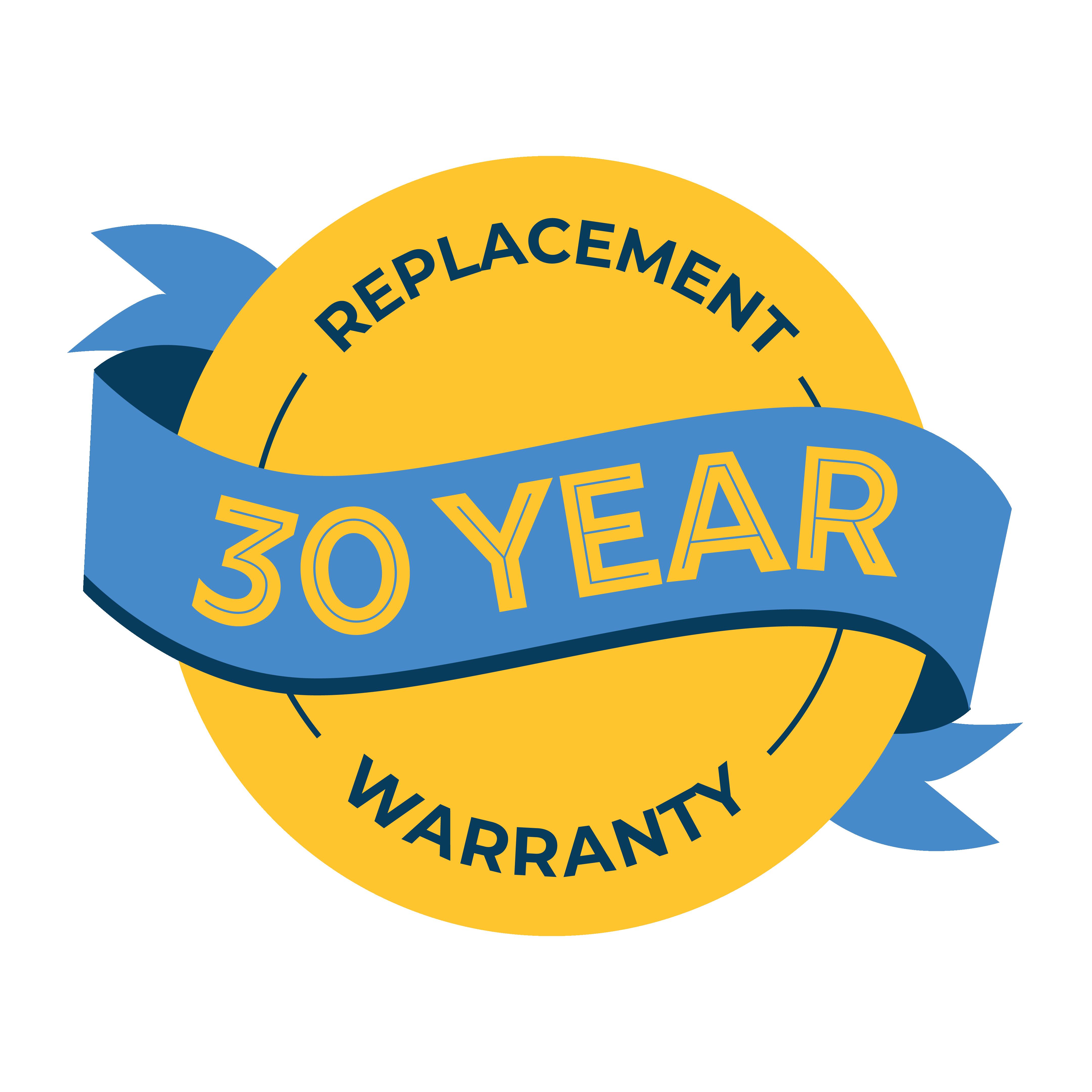 Innosys Power Surge Protection Warranty, Image of Warranty logo